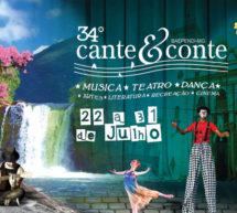 FESTIVAL CANTE E CONTE DE BAEPENDI ESTÁ NA 34ª EDIÇÃO