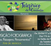 ESPAÇO CULTURAL DO TELEFÉRICO DE CAXAMBU RECEBE EXPOSIÇÃO FOTOGRÁFICA