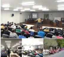 Prefeitura promove treinamento para charreteiros de Caxambu
