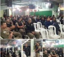 POLÍCIA MILITAR DE CAXAMBU INICIA A IMPLANTAÇÃO DA REDE DE PROTEÇÃO PREVENTIVA NO BAIRRO CAXAMBU VELHO