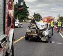 Cai o número de vítimas fatais em acidentes nas estradas durante feriado de Corpus Christi