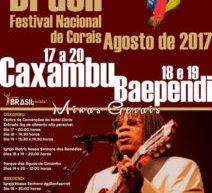 17ª edição do Canta Brasil homenageia Milton Nascimento