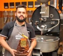 Robson Ribeiro, de Carmo de Minas, é o primeiro campeão brasileiro de torra de café