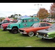 Caxambu recebe 8º Encontro de Veículos Antigos