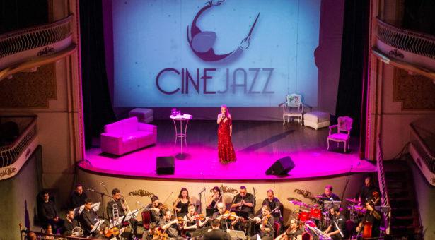 """CLÁSSICOS DO CINEMA GANHAM RELEITURA EM ESPETÁCULO MUSICAL """"CINEJAZZ"""""""
