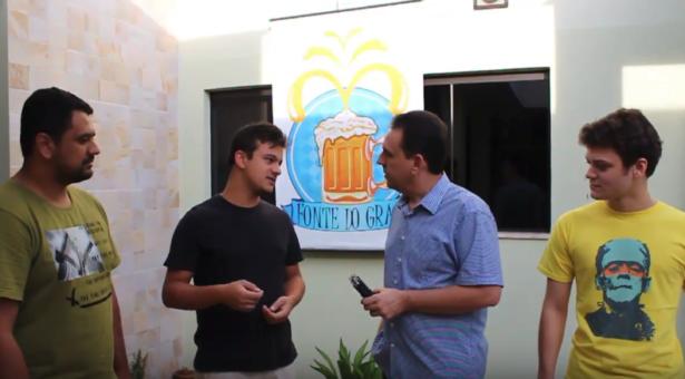 Entrevista da Semana – Bloco Fonte do Grau – 19/01/2018