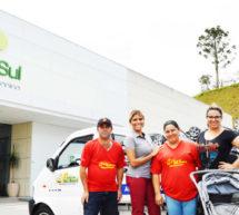 SERRASUL SHOPPING DOA CARRINHOS DE BEBÊ PARA INSTITUIÇÃO DE APOIO AO CÂNCER