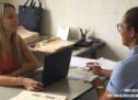 ESTUDANTES DE DIREITO REALIZAM ATENDIMENTO GRATUITO À POPULAÇÃO DE TRÊS PONTAS E REGIÃO
